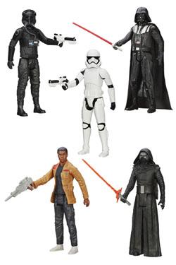 Star Wars Ultimate Action Figures 30 cm 2015 Wave 3 Assortment (8)