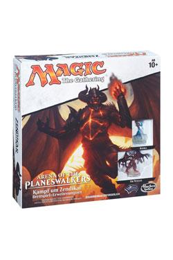 Magic the Gathering Board Game Expansion Kampf um Zendikar German Version