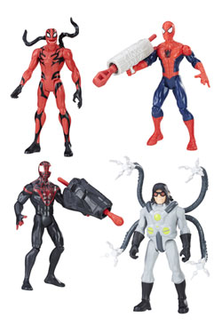 Spider-Man Web City Action Figures 15 cm 2017 Wave 1 Assortment (8)