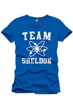The Big Bang Theory T-Shirt Team Sheldon Size M