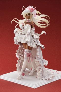 Full Metal Daemon Muramasa PVC Statue 1/7 Muramasa the 34rd Oasis Wedding Ver. 25 cm