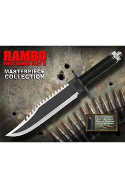 Rambo First Blood Part II Replica 1/1 Knife Standard Edition 40 cm