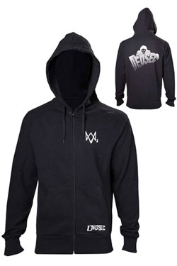 Watch Dogs 2 Hooded Sweater Dedsec  Size S
