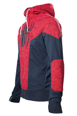Spider-Man Hooded Sweater Logo Size S
