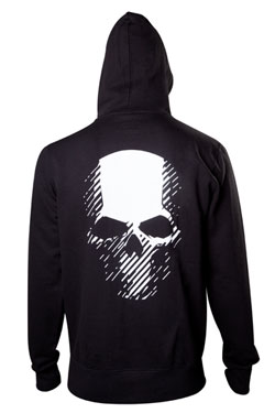 Ghost Recon Wildlands Hooded Sweater Skull Size L