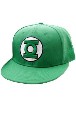 Green Lantern Adjustable Cap Classic Logo