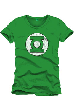 Green Lantern T-Shirt Logo green Size XL