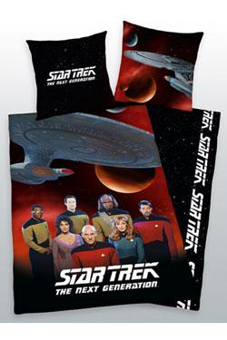 Star Trek Duvet Set TNG 135 x 200 cm / 80 x 80 cm