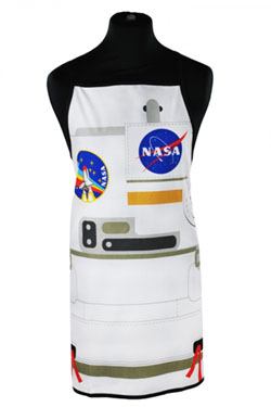 NASA Apron Spacesuit