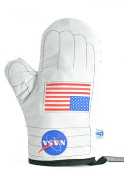 NASA Oven Glove Logo