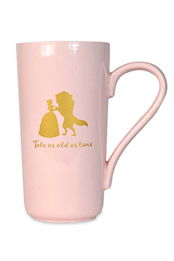 Beauty and the Beast Latte-Macchiato Mug Floral