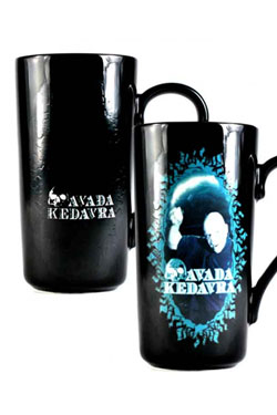 Harry Potter Heat Change Latte-Macchiato Mug Voldemort