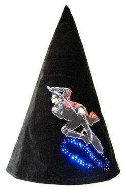 Harry Potter Hogwarts Illuminating Student Hat Harry Potter Nimbus 2000 25 cm