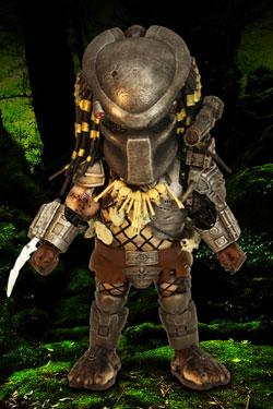 Predator Hybrid Metal Action Figure Predator 14 cm
