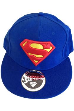 Superman Adjustable Cap Classic Logo