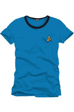 Star Trek T-Shirt Uniform blue Size XL