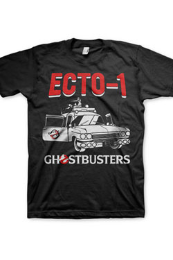 Ghostbusters T-Shirt Ecto-1 Size M