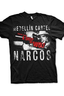 Narcos T-Shirt Medellin Cartel Size XL
