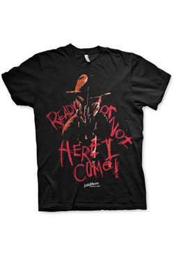 Nightmare on Elm Street T-Shirt Here I Come Size M
