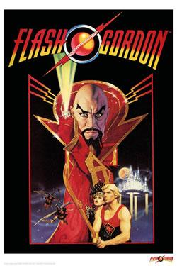 Flash Gordon Art Print Classic 42 x 30 cm
