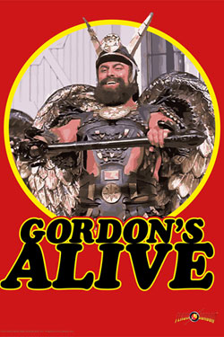 Flash Gordon Art Print Hawk Men 35 x 28 cm