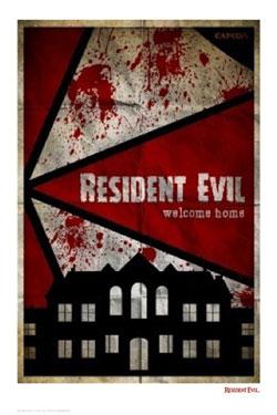 Resident Evil Art Print Resident Evil 42 x 30 cm
