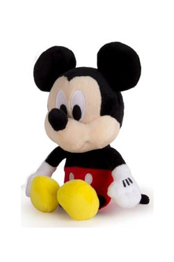 Mickey and the Roadster Racers Plush Figure with Sound Micky 11 cm