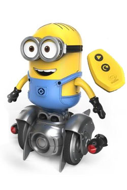Despicable Me 3 RC Vehicle Turbo Dave 15 cm