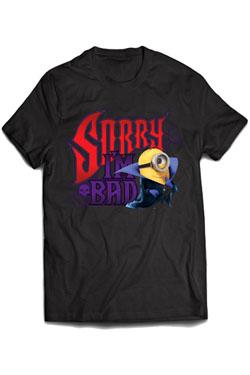 Minions T-Shirt Sorry Im Bad Size XL