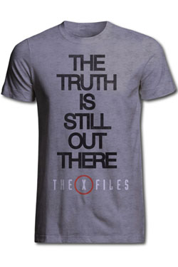 The X-Files T-Shirt The Truth Is Still Out There Size XL