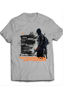 The Division T-Shirt Civil Disorder Size L