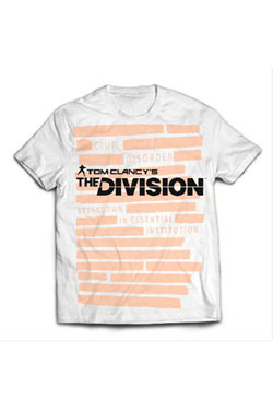 The Division T-Shirt Breakdown Size S