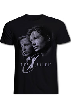 The X-Files T-Shirt Mulder & Skully Size M