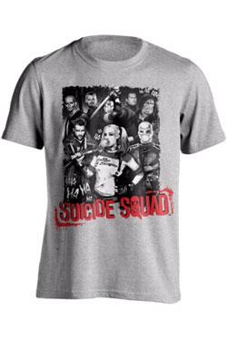 Suicide Squad T-Shirt HA HA Squad Size M