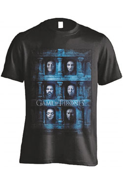 Game of Thrones T-Shirt Death Masks Size L