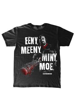 The Walking Dead T-Shirt Eeny, Meeny, Miny, Moe Size XL