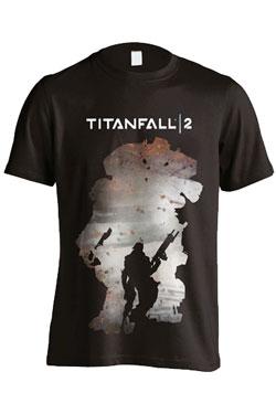 Titanfall 2 T-Shirt Titan Scorch Size L
