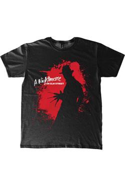 Nightmare on Elm Street T-Shirt Pose Size L