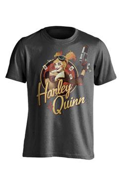 DC Comics Bombshells T-Shirt Harley Quinn Size M