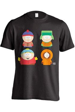 South Park T-Shirt Group Size XL