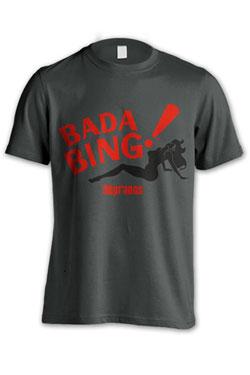 Sopranos T-Shirt Bada Bing Size S