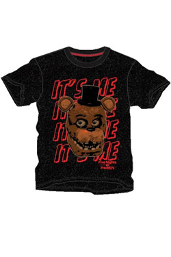 Five Nights at Freddy's T-Shirt It's Me Size M