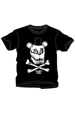 Five Nights at Freddy's T-Shirt Freddy & Bones Size L