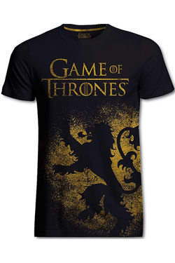 Game of Thrones T-Shirt Lannister Jumbo Print Size L