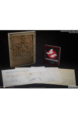 Ghostbusters Replica Gozer Temple & Book Collectors Edition