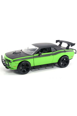 Fast & Furious 7 Diecast Model 1/24 2011 Letty's Dodge Challenger