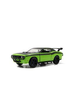 Fast & Furious 7 Diecast Model 1/32 2008 Dodge Challenger Green