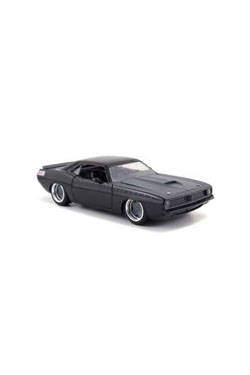 Fast & Furious Diecast Model 1/24 1970 Plymouth Letty's Barracuda