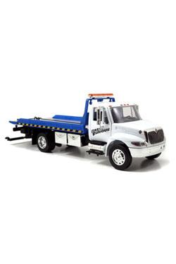 Fast & Furious 7 Diecast Model 1/24 2008 International Duraster Flat Bed Tow Truck