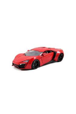 Fast & Furious 7 Diecast Model 1/18 2014 Lykan Hypersport